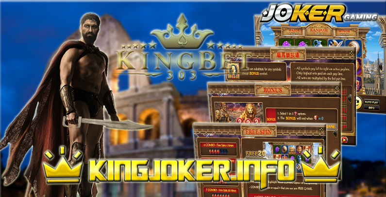 Review Game Slot Online Roma Joker Gaming, Game Win Solusi!